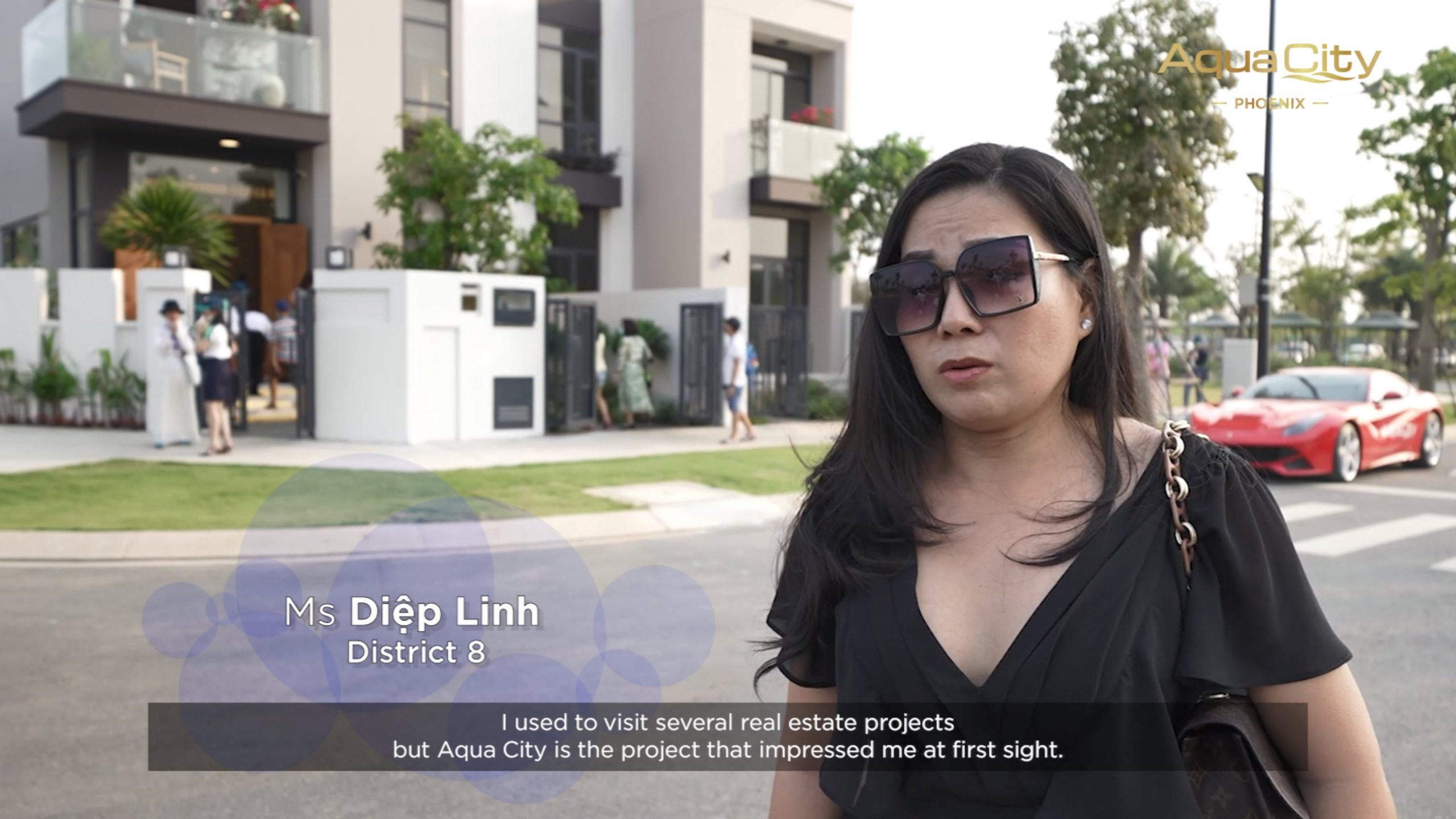 SOUTH SAIGON RESIDENTS SAID: THE GREEN LIVING SPACE IN AQUA CITY – PHOENIX AREA IS SO COOL!