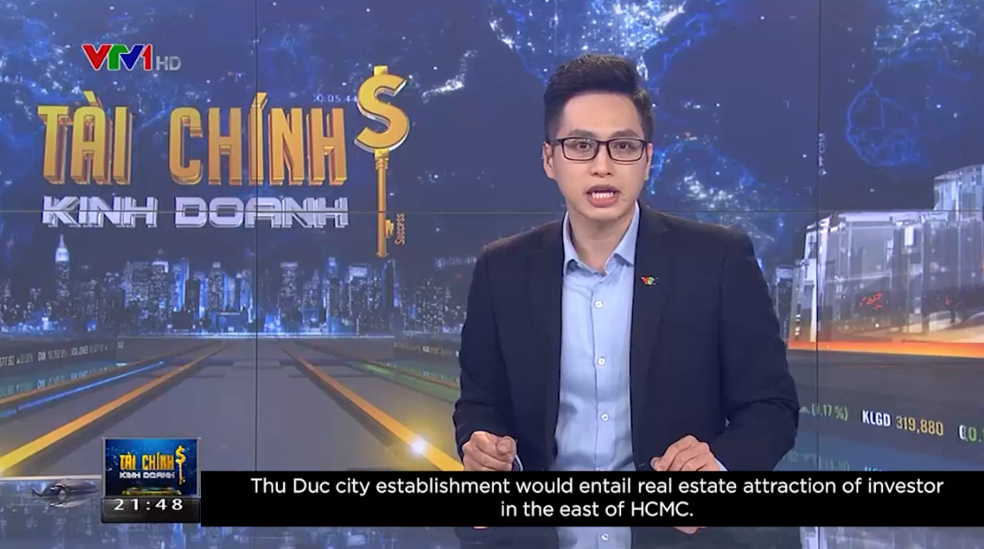 PROPERTY IN THE EAST OF HCMC REMAINS THE BIG MAGNET FOR INVESTMENT CAPITAL FLOWS